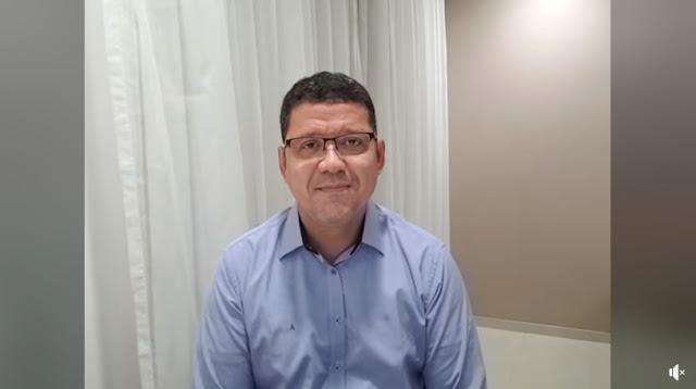 Governador de Rondônia anuncia que está com Coronavírus