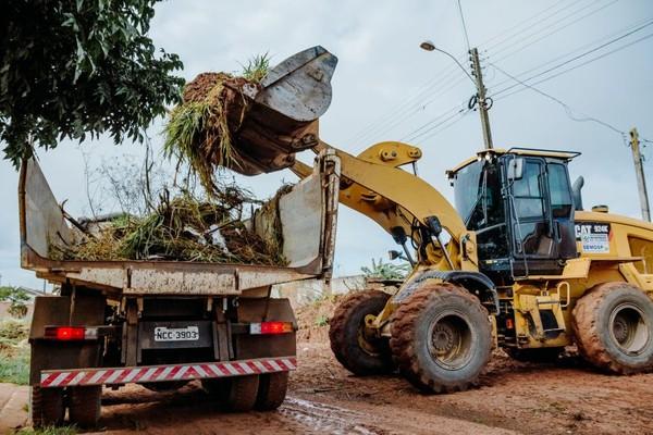 """28 bairros serão atendidos com a operação """"Cidade Limpa"""" em Vilhena, RO"""