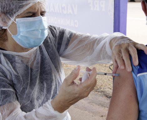 Cerca de 200 mil vacinas contra a Covid-19 foram distribuídas aos municípios de Rondônia em 58 dias