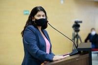 Deputada Cássia participa de votação histórica na Assembleia Legislativa
