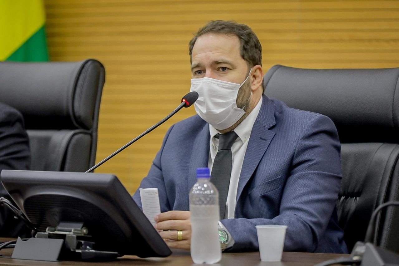 Presidente prorroga suspensão de atividades na Assembleia devido ao agravamento da pandemia