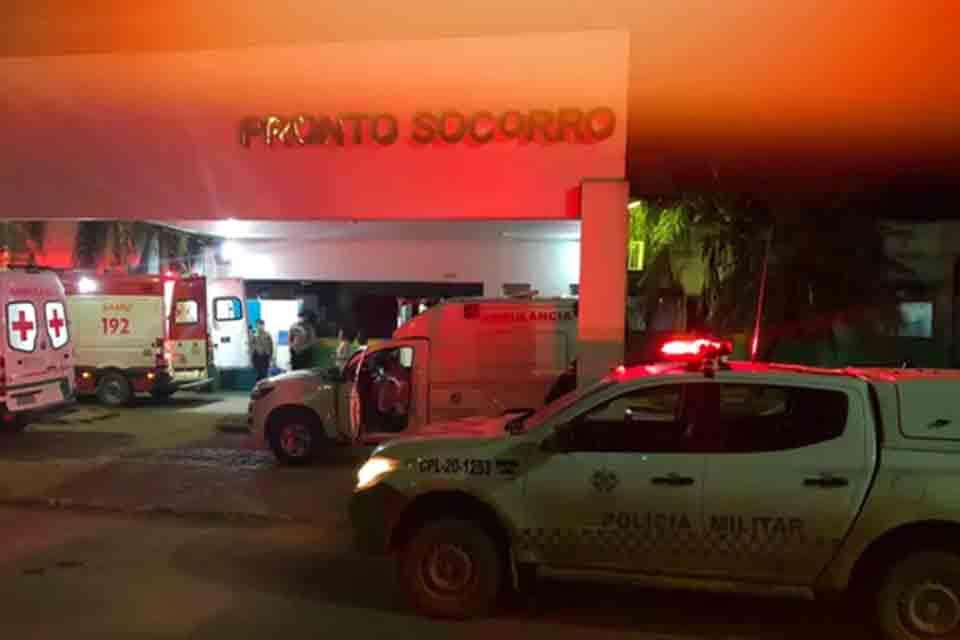 Homem é alvejado a tiros no bairro Areal em Porto Velho