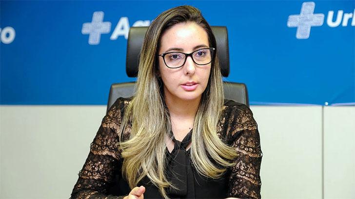 A nova chefe da Casa Civil do governo Marcos Rocha: conheça Gisele da Silva Santos
