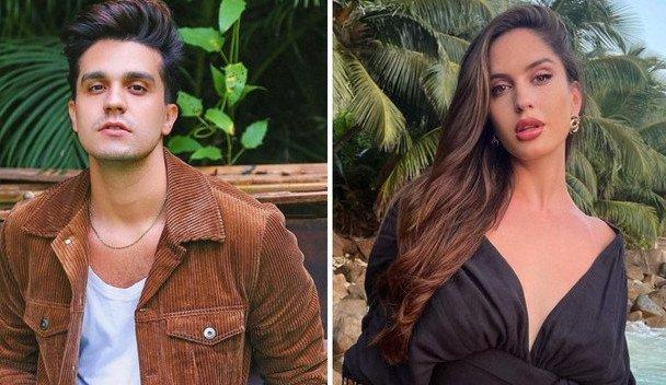 Luan Santana e ex de Maluma trocam likes e comentários no Instagram