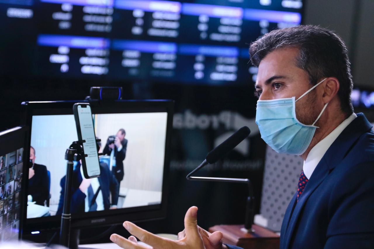 Marcos Rogério apresenta PEC para implementar voto impresso nas eleições
