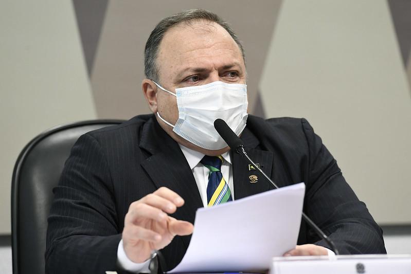 Com mais de 20 senadores na fila de perguntas, CPI retoma nesta quinta depoimento de Pazuello