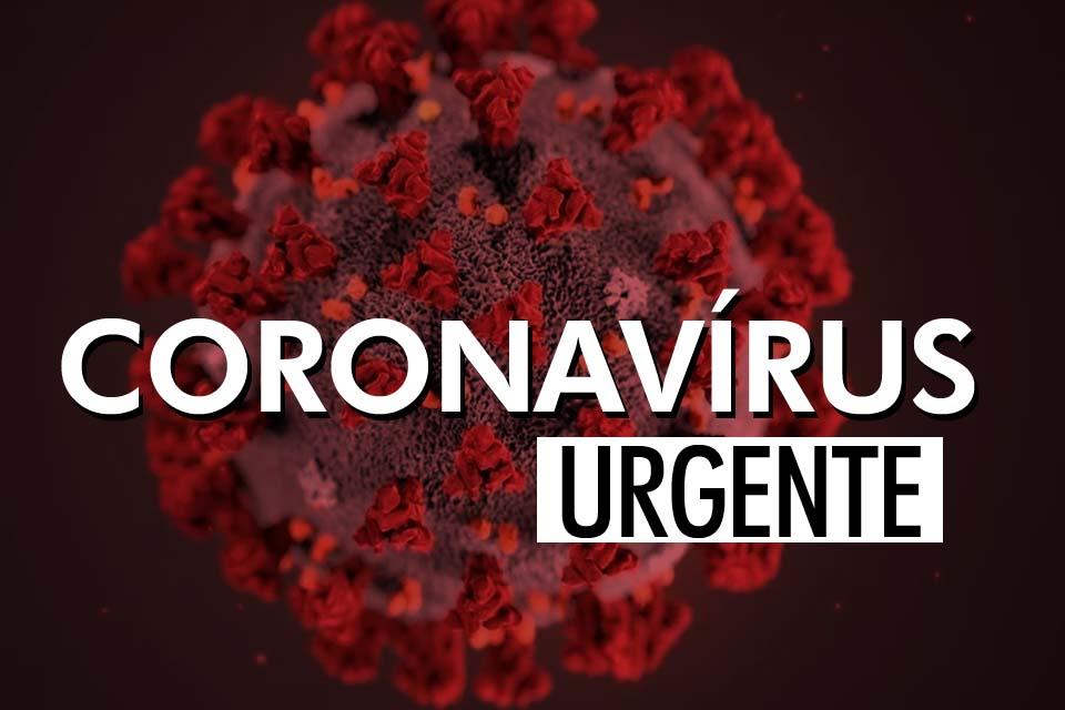 Rondônia registra 25 óbitos e 758 casos nas últimas 24 horas