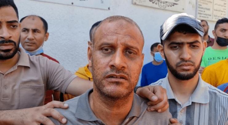 O conflito israelense-palestino marca seu dia mais mortal, com cenas de horror se desenrolando em Gaza