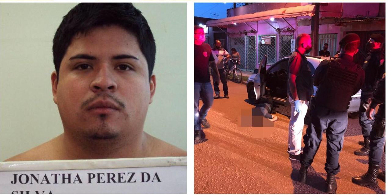Ex presidiário é executado com vários tiros dentro de carro na zona leste de Porto Velho