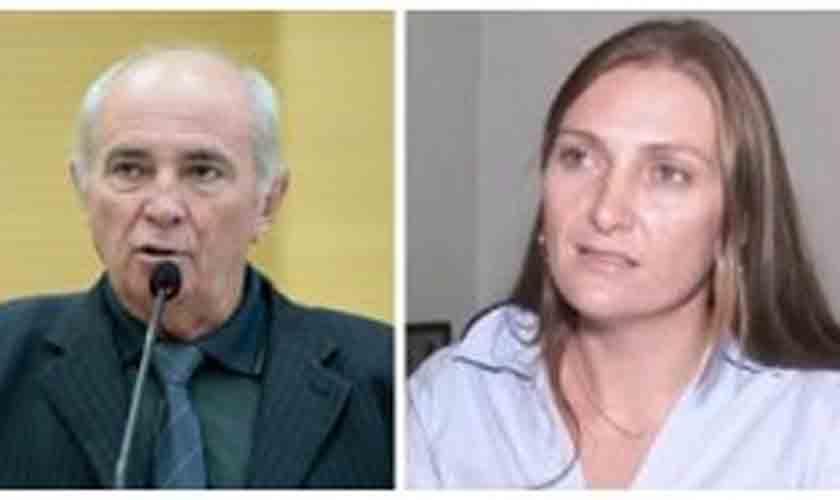 MP move ação de improbidade contra Lebrão e Lebrinha, pai e filha investigados na Operação Reciclagem