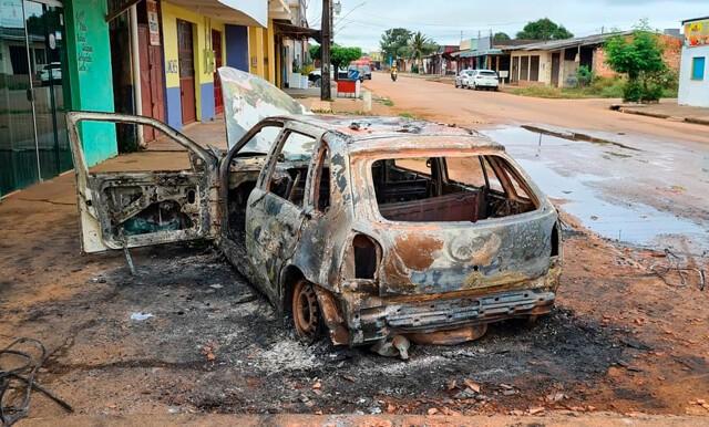 Haitiano é violentamente espancado após assassinar homem em Porto Velho