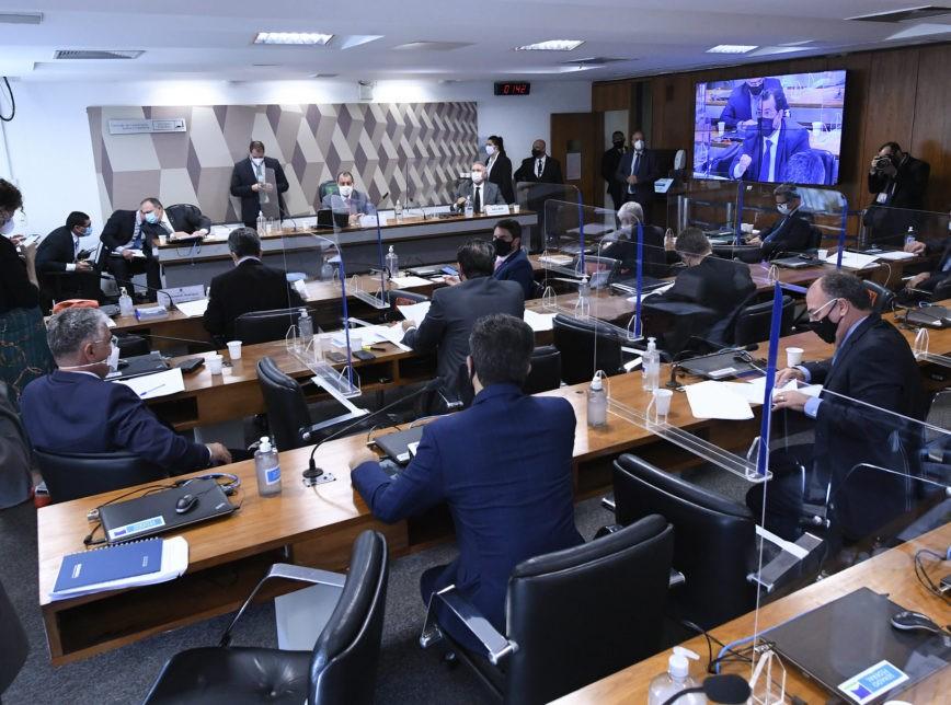 Plenário confirma suspensão de convocação de governadores pela CPI da Pandemia