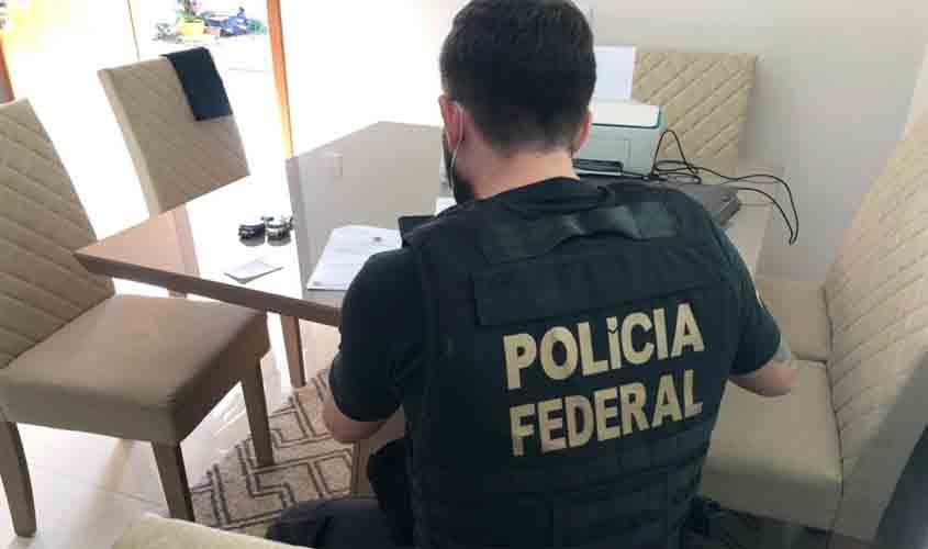 2ª fase da Operação Illusio foi deflagrada pela Polícia Federal em Rondônia