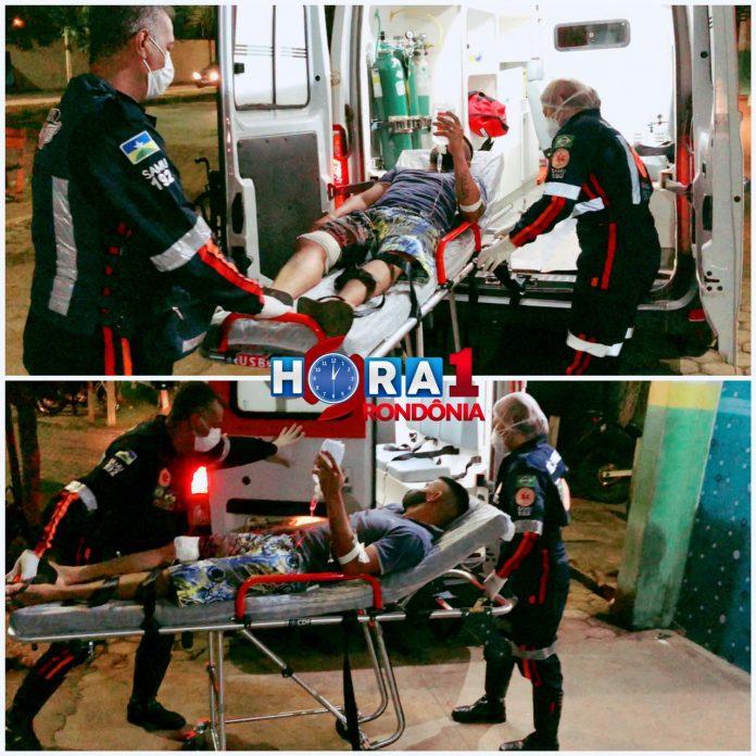 Jovem sofre tentativa de homicídio a tiros por ocupantes de carro na zona leste