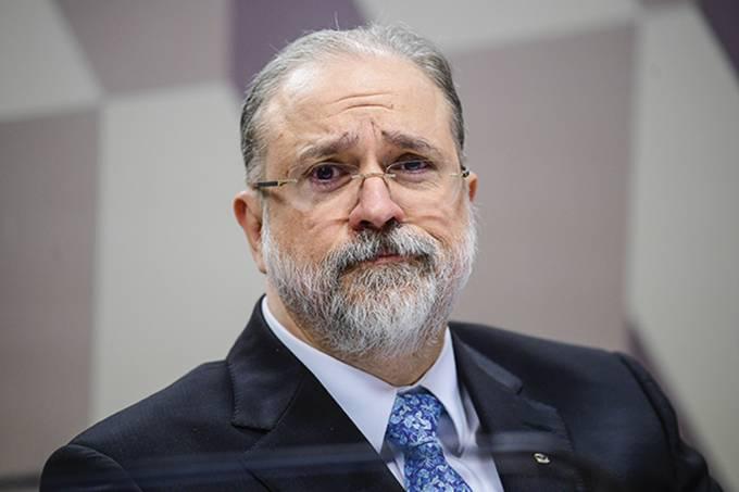 Desembargadora presa envolve Augusto Aras em caso de extorsão