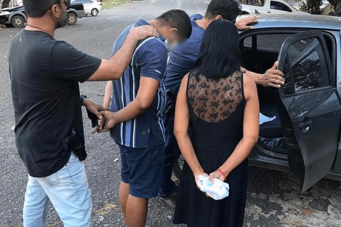 Pais são presos após levarem bebê morto ao Hospital Cosme e Damião