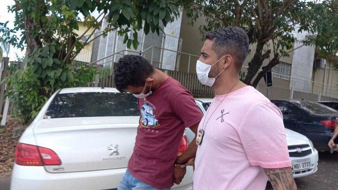 Polícia Civil prende jovem que matou ex presidiário na zona sul de Porto Velho