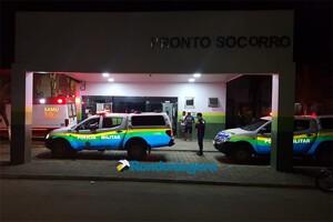 Polícia socorre homem sequestrado e torturado por facção