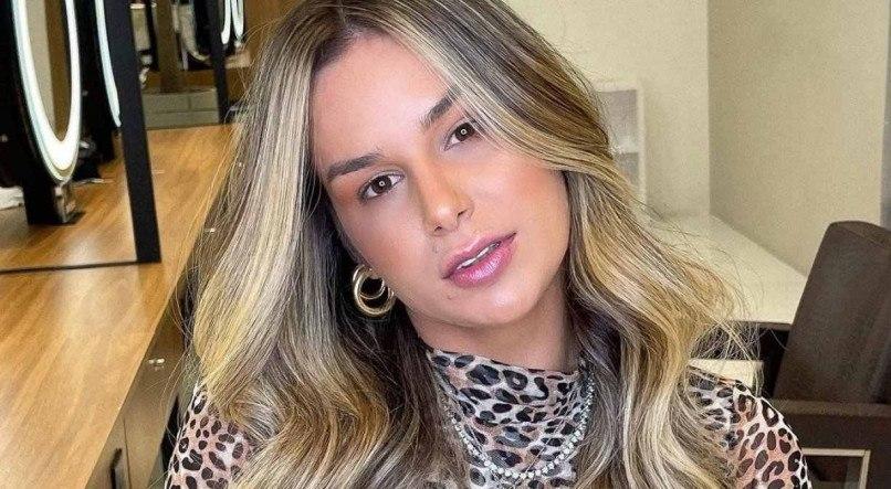 Pamella Holanda decide se afastar de redes sociais após sofrer ameaças de morte