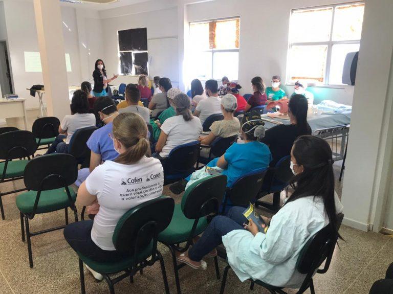 Ouvidoria Geral conclui trabalho itinerante em hospitais de Cacoal e São Francisco do Guaporé