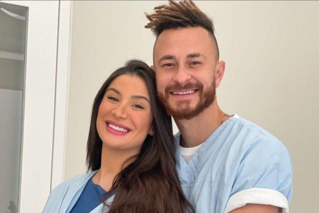 Bianca Andrade dá entrada na maternidade para o nascimento do primeiro filho