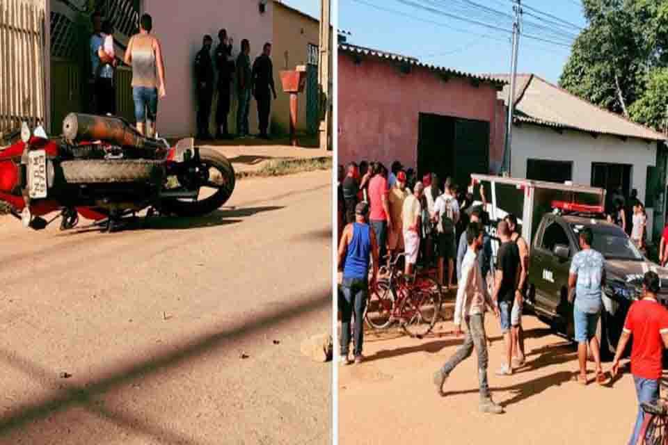Policial penal reage assalto e mata bandido na zona sul de Porto Velho