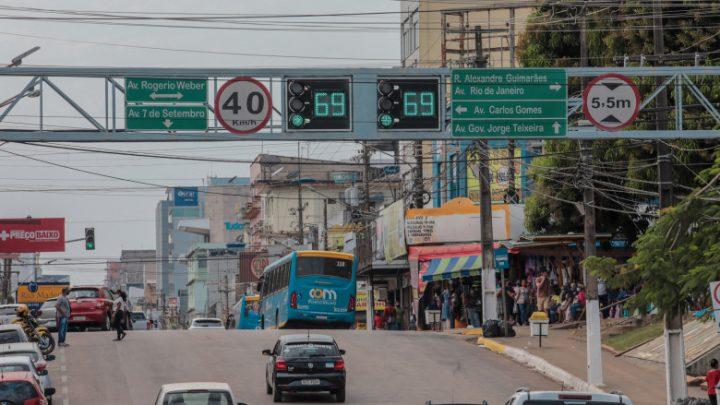 Novos equipamentos vão melhorar a eficiência nos semáforos em Porto Velho