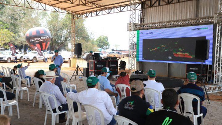 Em Dia de Campo, produtores veem avanços tecnológicos voltados ao setor