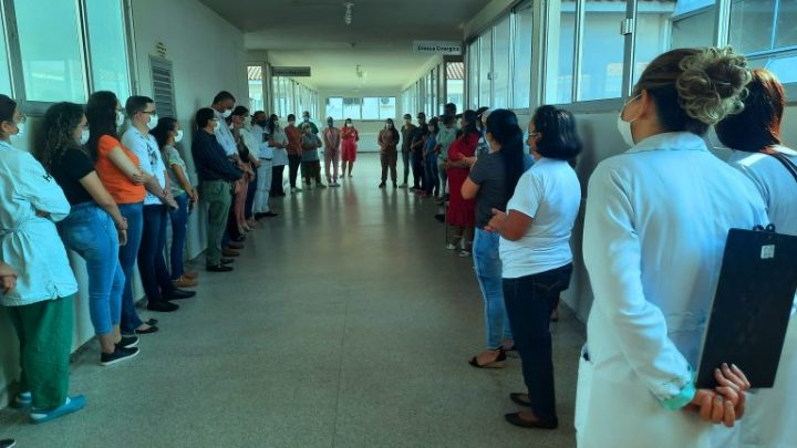 Após redução dos casos de covid-19 em Rondônia, número de cirurgias vai ser ampliado no Hospital Regional de Cacoal