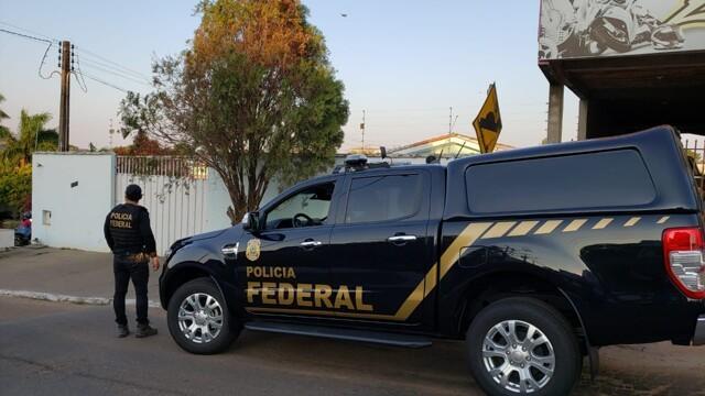Operação da Polícia Federal mira corrupção na Secretaria de Estado da Agricultura