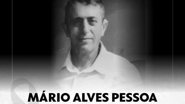 Morre nesta manhã o líder Mário Alves Pessoa da localidade de Joana D'arc