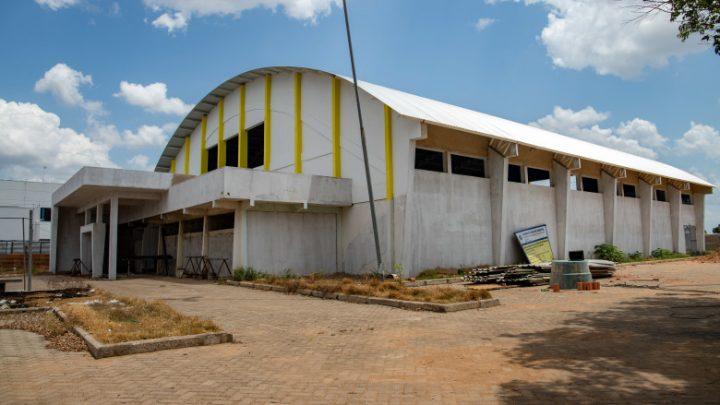 Após conclusão das obras, Vila Olímpica será referência na realização de eventos esportivos