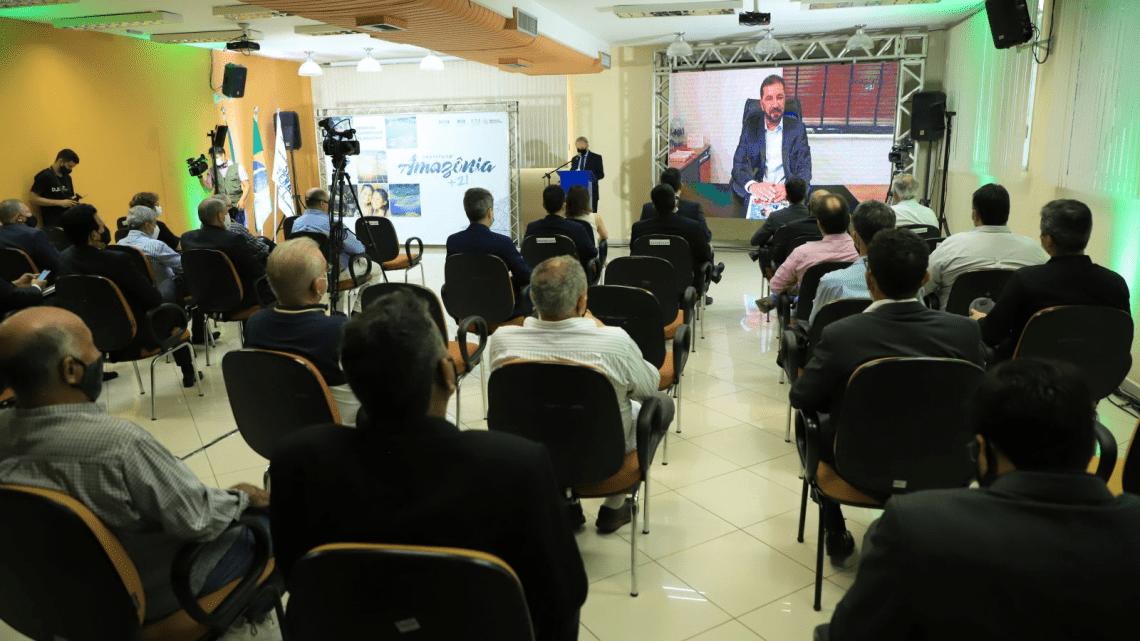 Lançamento do Instituto Amazônia +21 tem apoio da Prefeitura de Porto Velho