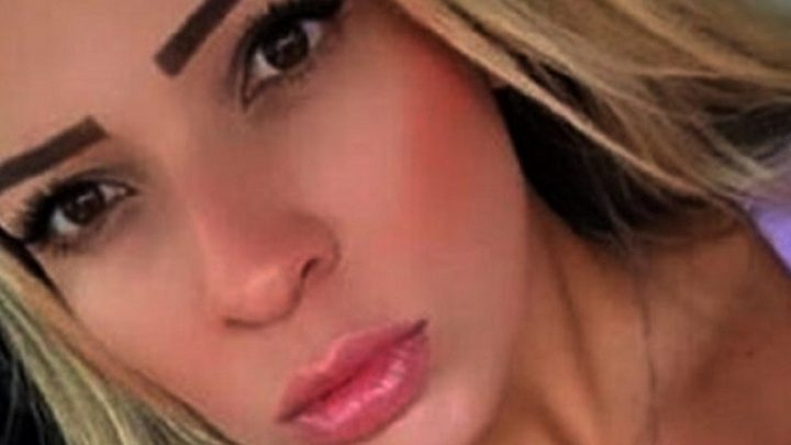 PF prendeu Natielly Balbino, filha do ex-deputado federal Nilton Capixaba