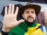 Zé Trovão anuncia fim da paralisação dos caminhoneiros