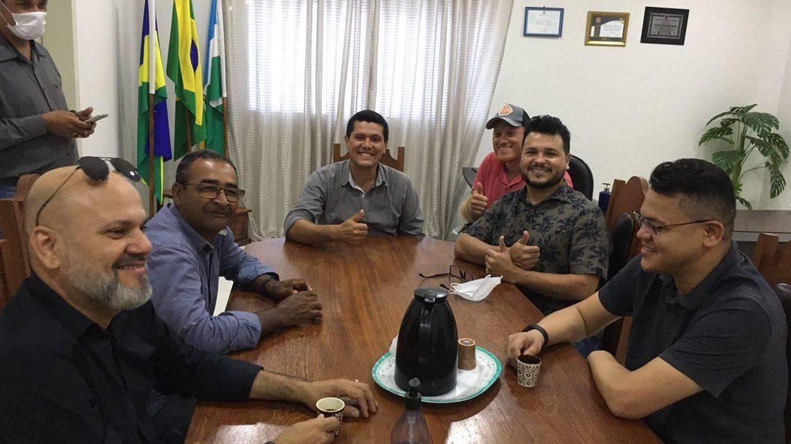 Deputado Marcelo Cruz realiza investimentos de mais de R$ 750 mil em Miranda da Serra