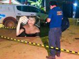 Jovem é morta a facadas durante cobrança de dívida