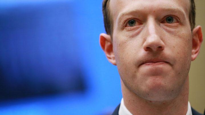 Zuckerberg perde US$ 6 bilhões com pane global do Facebook