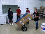 Rondônia recebe do Governo Federal lote com mais de 60 mil doses de vacinas contra a covid-19