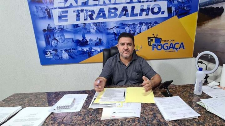 Vereador Fogaça aponta irregularidades na licitação do lixo enviado pela Semusb, confira documento